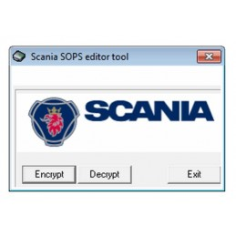 Scania SOPS File...